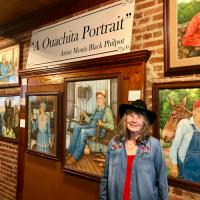 A-Ouachita-Portrait-with-artist-Monta-Black-Philpot